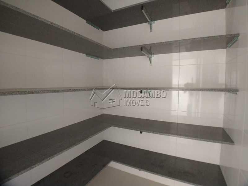 Despensa - Casa em Condomínio 3 quartos à venda Itatiba,SP - R$ 850.000 - FCCN30437 - 16