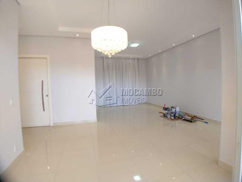 Sala - Casa em Condomínio 3 quartos à venda Itatiba,SP - R$ 850.000 - FCCN30437 - 3