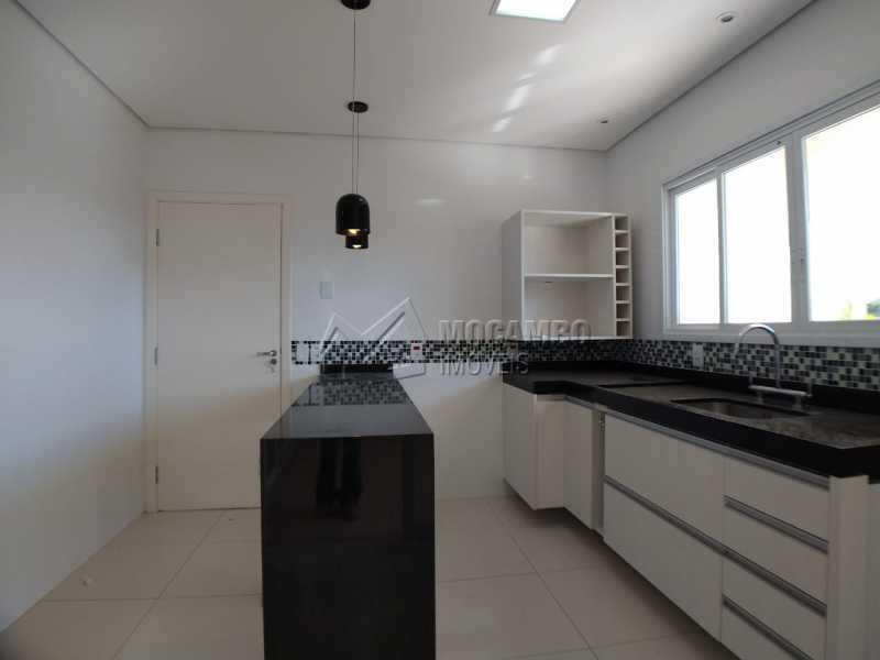 Cozinha - Casa em Condomínio 3 quartos à venda Itatiba,SP - R$ 850.000 - FCCN30437 - 7