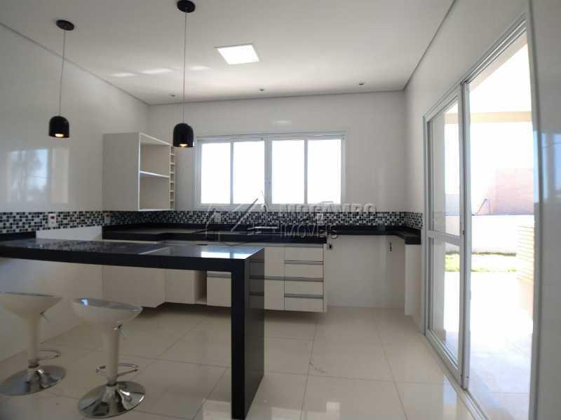 Cozinha - Casa em Condomínio 3 quartos à venda Itatiba,SP - R$ 850.000 - FCCN30437 - 6