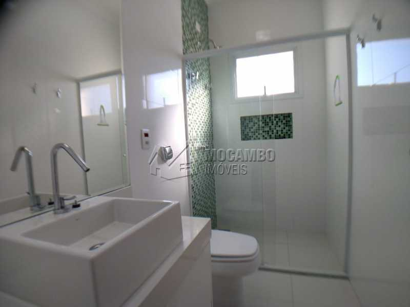 Banheiro - Casa em Condomínio 3 quartos à venda Itatiba,SP - R$ 850.000 - FCCN30437 - 13