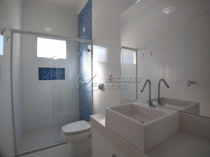 Banheiro - Casa em Condomínio 3 quartos à venda Itatiba,SP - R$ 850.000 - FCCN30437 - 12