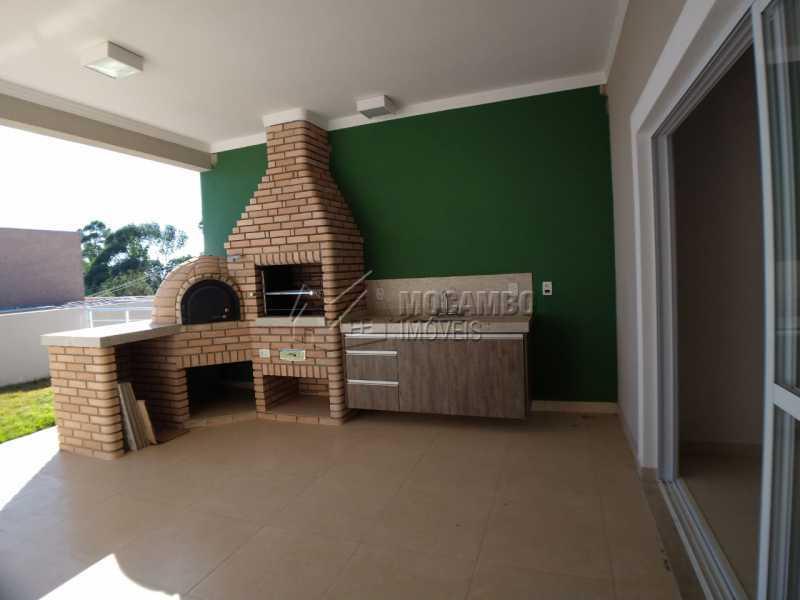 Churrasqueira - Casa em Condomínio 3 quartos à venda Itatiba,SP - R$ 850.000 - FCCN30437 - 20