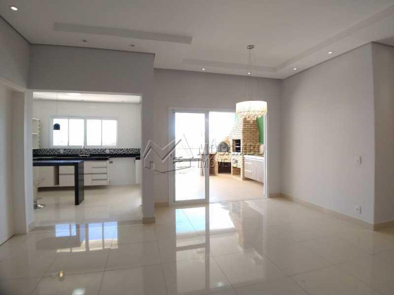 Sala - Casa em Condomínio 3 quartos à venda Itatiba,SP - R$ 850.000 - FCCN30437 - 5