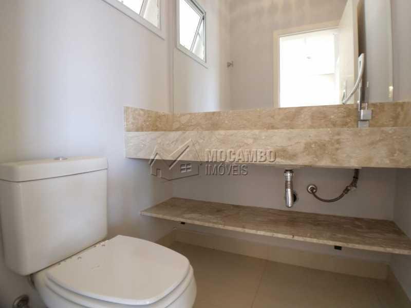 Lavabo - Casa em Condomínio 3 quartos à venda Itatiba,SP - R$ 850.000 - FCCN30437 - 14