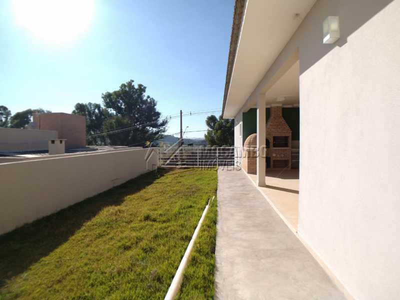 Quintal - Casa em Condomínio 3 quartos à venda Itatiba,SP - R$ 850.000 - FCCN30437 - 23