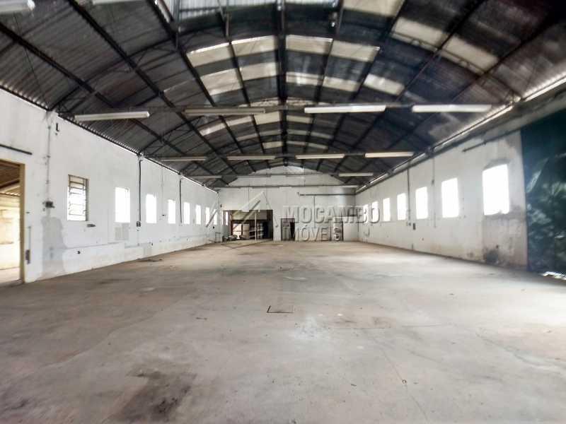 Área Interna - Galpão 717m² para alugar Itatiba,SP - R$ 8.000 - FCGA00170 - 1