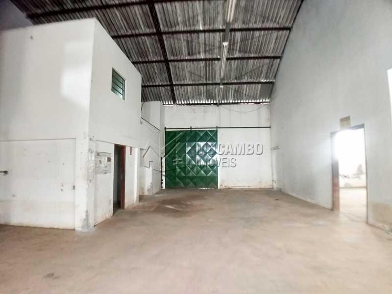 Área Interna - Galpão 717m² para alugar Itatiba,SP - R$ 8.000 - FCGA00170 - 4