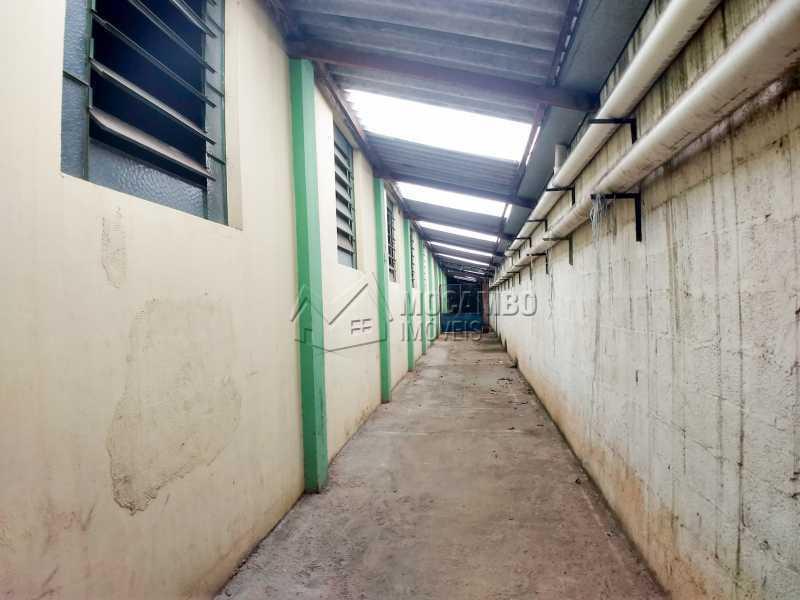 Área Interna - Galpão 717m² para alugar Itatiba,SP - R$ 8.000 - FCGA00170 - 5