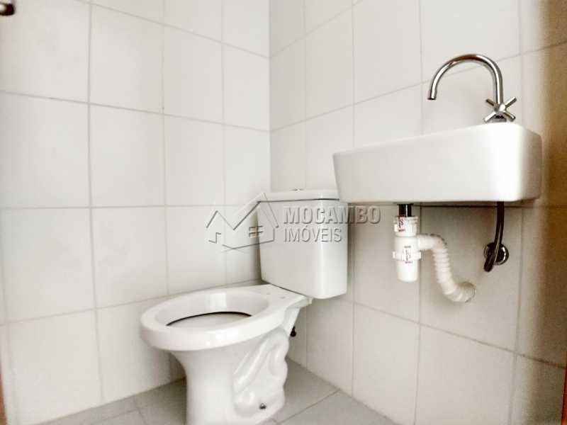 Banheiro Social - Sala Comercial 40m² para alugar Itatiba,SP - R$ 1.100 - FCSL00214 - 5