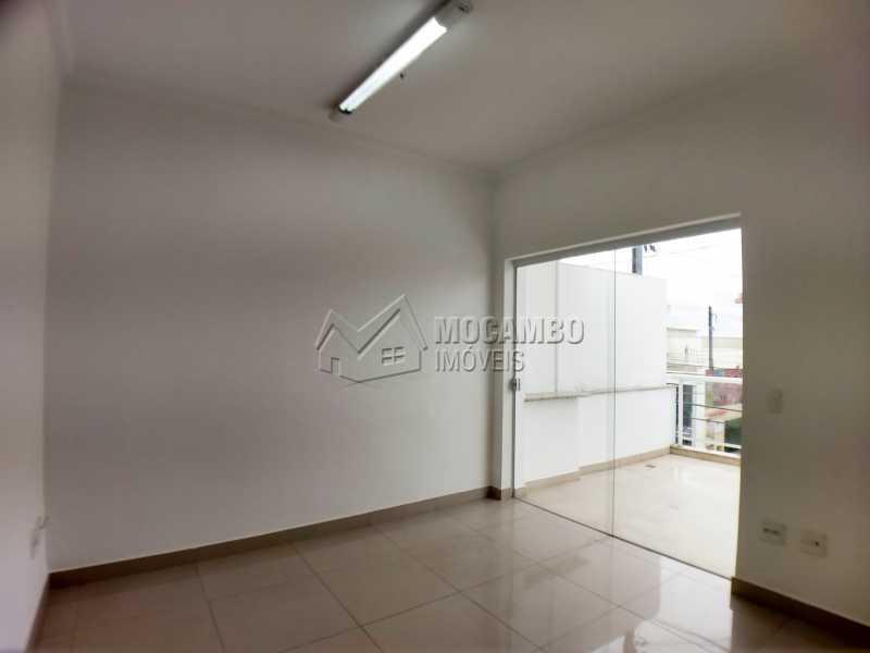 Sala com Varanda - Prédio 144m² para alugar Itatiba,SP Centro - R$ 3.500 - FCPR00018 - 1
