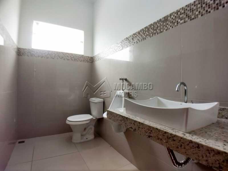 Banheiro Social - Prédio 144m² para alugar Itatiba,SP Centro - R$ 3.500 - FCPR00018 - 9