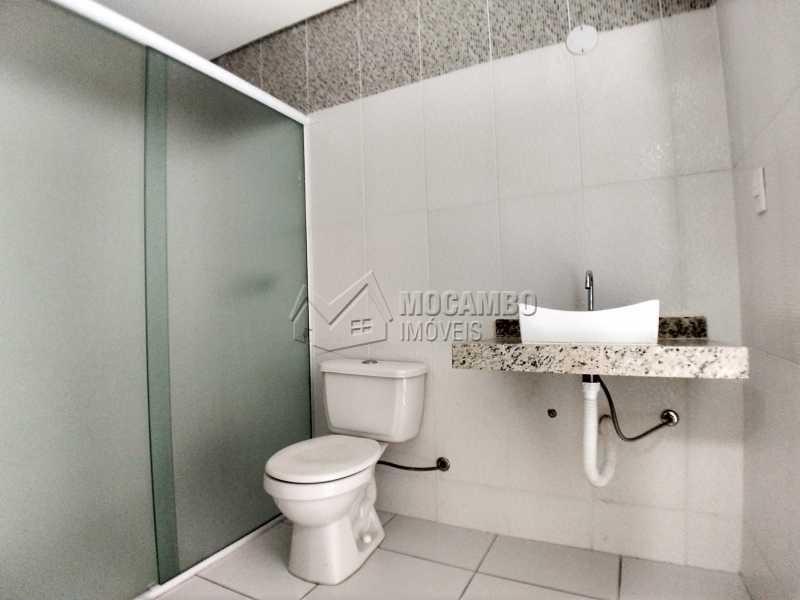 Banheiro Social - Prédio 144m² para alugar Itatiba,SP Centro - R$ 3.500 - FCPR00018 - 10
