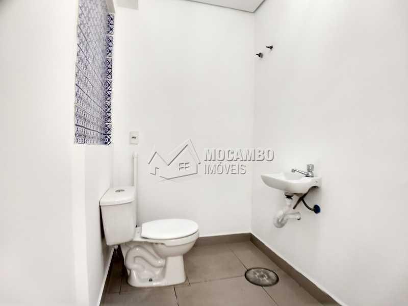 Banheiro Social - Prédio 144m² para alugar Itatiba,SP Centro - R$ 3.500 - FCPR00018 - 11