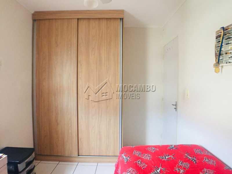 Dormitório - Apartamento À Venda - Itatiba - SP - Loteamento Rei de Ouro - FCAP21054 - 7