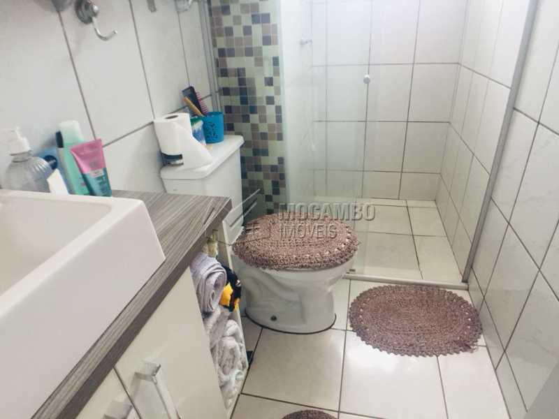 Banheiro  - Apartamento À Venda - Itatiba - SP - Loteamento Rei de Ouro - FCAP21054 - 6