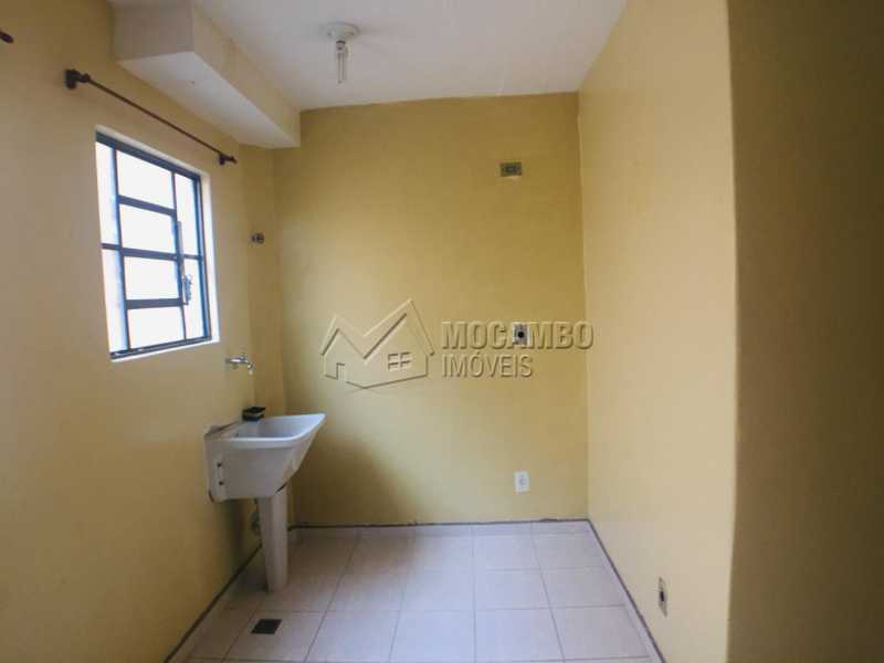 Área de Serviço  - Apartamento 3 quartos à venda Itatiba,SP - R$ 185.000 - FCAP30539 - 5
