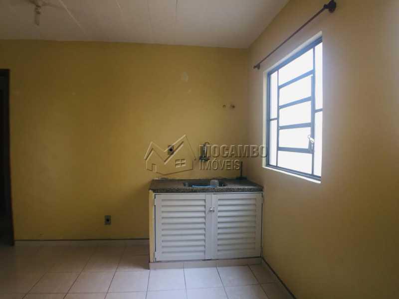 Cozinha  - Apartamento 3 quartos à venda Itatiba,SP - R$ 185.000 - FCAP30539 - 3