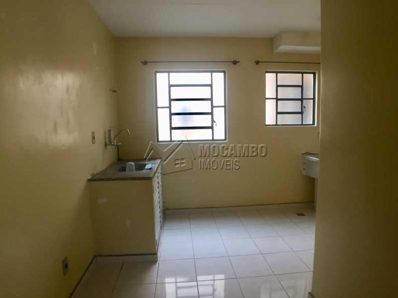 Cozinha  - Apartamento 3 quartos à venda Itatiba,SP - R$ 185.000 - FCAP30539 - 4