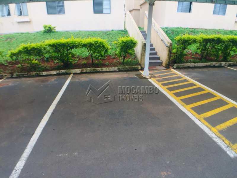 Garagem coberta  - Apartamento 3 quartos à venda Itatiba,SP - R$ 185.000 - FCAP30539 - 10