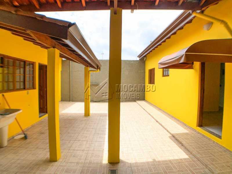 Área externa - Casa 3 quartos à venda Itatiba,SP - R$ 420.000 - FCCA31297 - 13