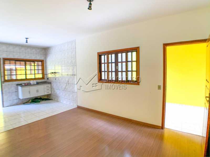 Sala/Cozinha - Casa 3 quartos à venda Itatiba,SP - R$ 420.000 - FCCA31297 - 3