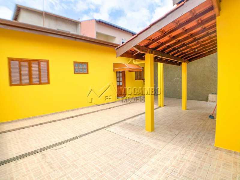 Área externa - Casa 3 quartos à venda Itatiba,SP - R$ 420.000 - FCCA31297 - 12