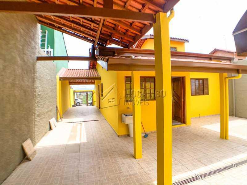 Área externa - Casa 3 quartos à venda Itatiba,SP - R$ 420.000 - FCCA31297 - 19
