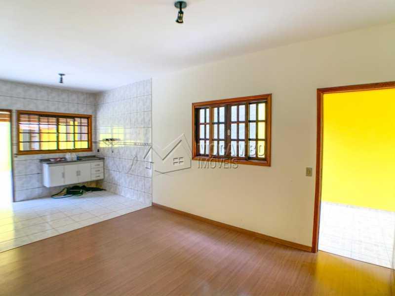 Sala/ Cozinha - Casa 3 quartos à venda Itatiba,SP - R$ 420.000 - FCCA31297 - 4