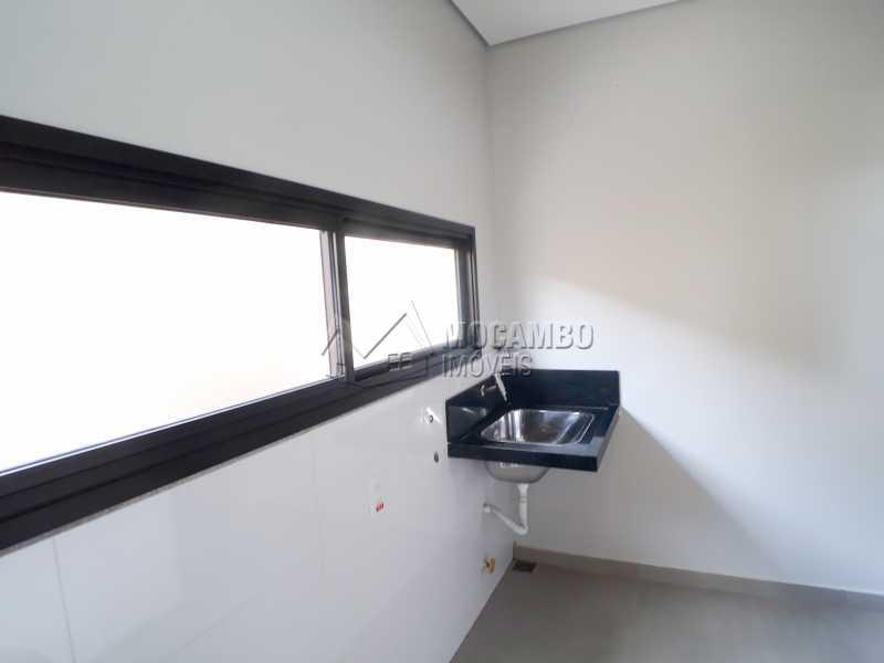 Área de serviço - Casa em Condomínio 6 quartos à venda Itatiba,SP - R$ 2.100.000 - FCCN60010 - 7