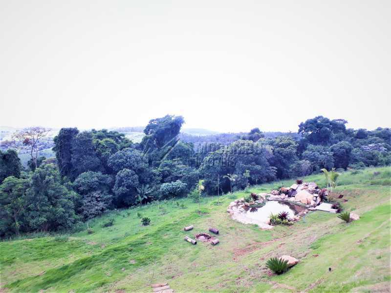 Área externa  - Casa em Condomínio 6 quartos à venda Itatiba,SP - R$ 2.100.000 - FCCN60010 - 4