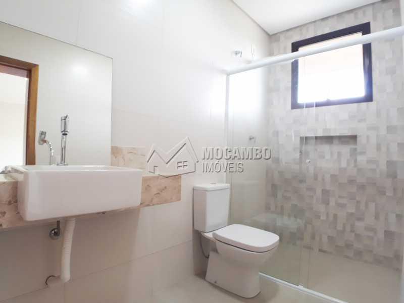 Banheiro suite  - Casa em Condomínio 6 quartos à venda Itatiba,SP - R$ 2.100.000 - FCCN60010 - 17