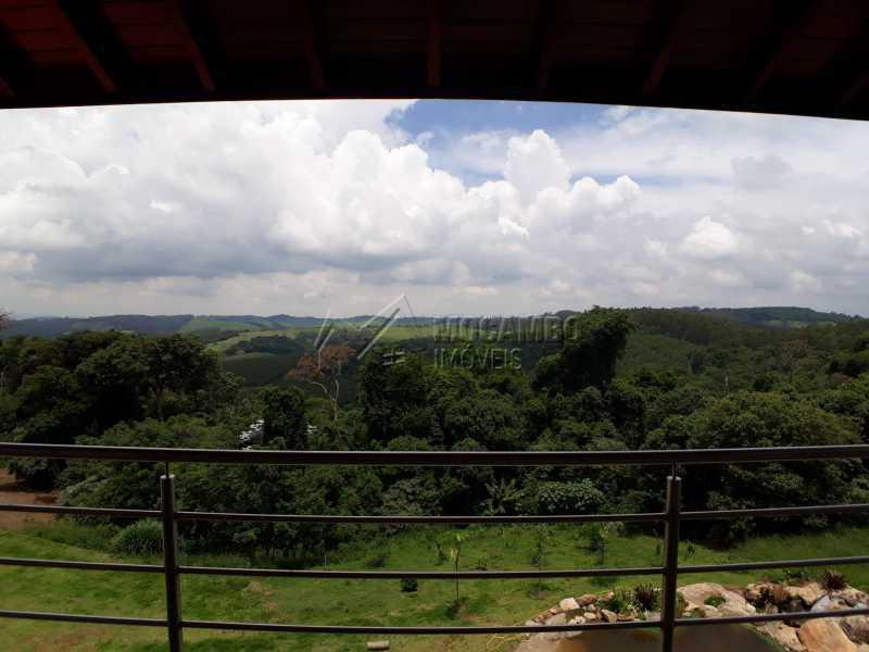 Área externa  - Casa em Condomínio 6 quartos à venda Itatiba,SP - R$ 2.100.000 - FCCN60010 - 19