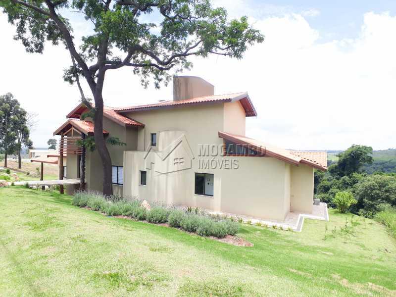 Fachada - Casa em Condomínio 6 quartos à venda Itatiba,SP - R$ 2.100.000 - FCCN60010 - 1
