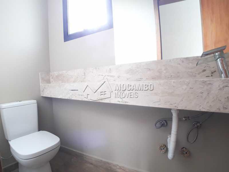 Lavabo - Casa em Condomínio 6 quartos à venda Itatiba,SP - R$ 2.100.000 - FCCN60010 - 21