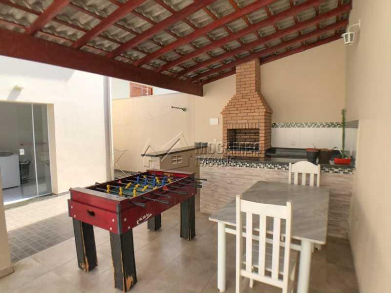 Área Gourmet - Casa 3 quartos à venda Itatiba,SP - R$ 776.500 - FCCA31302 - 21