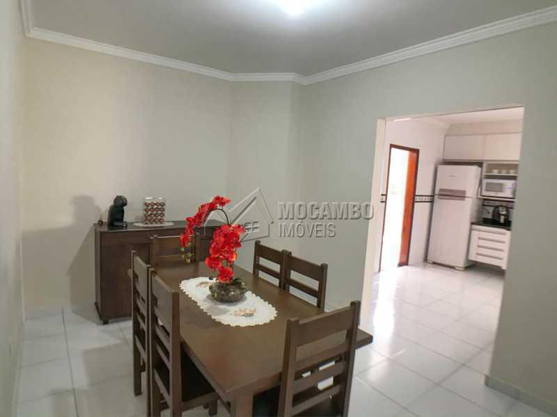 Copa - Casa 3 quartos à venda Itatiba,SP - R$ 776.500 - FCCA31302 - 5
