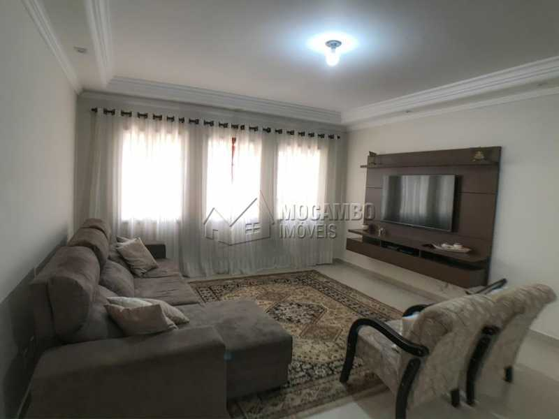 Sala de Televisão - Casa 3 quartos à venda Itatiba,SP - R$ 776.500 - FCCA31302 - 3
