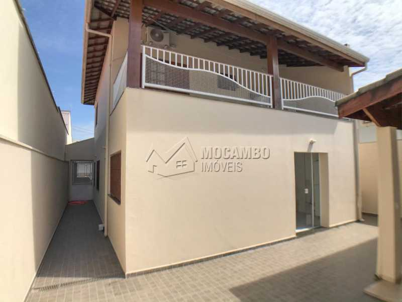 Quintal - Casa 3 quartos à venda Itatiba,SP - R$ 776.500 - FCCA31302 - 22
