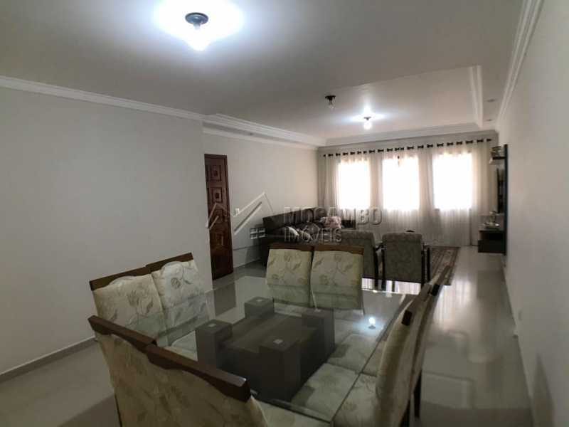 Sala - Casa 3 quartos à venda Itatiba,SP - R$ 776.500 - FCCA31302 - 1