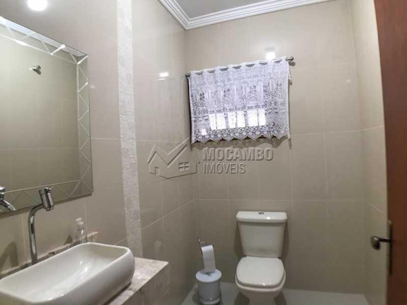 Banheiro  - Casa 3 quartos à venda Itatiba,SP - R$ 776.500 - FCCA31302 - 4