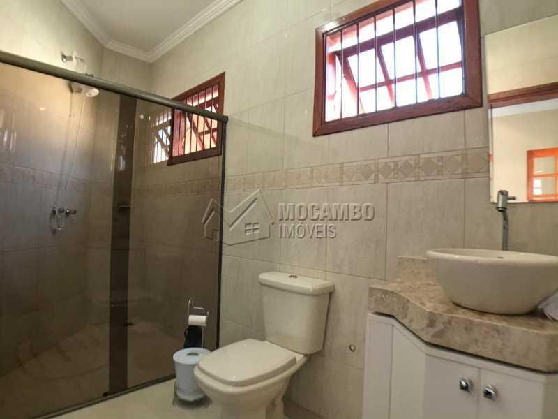 Banheiro Suíte 1 - Casa 3 quartos à venda Itatiba,SP - R$ 776.500 - FCCA31302 - 13