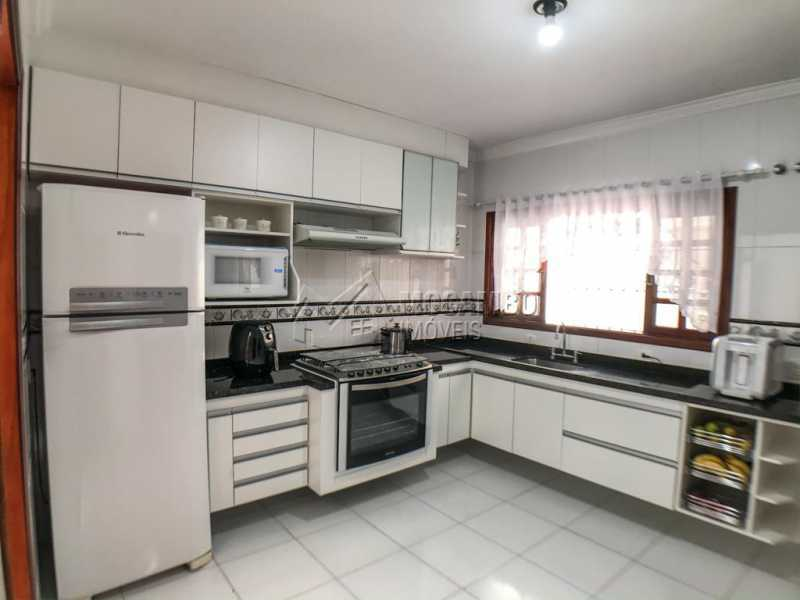 Cozinha - Casa 3 quartos à venda Itatiba,SP - R$ 776.500 - FCCA31302 - 6