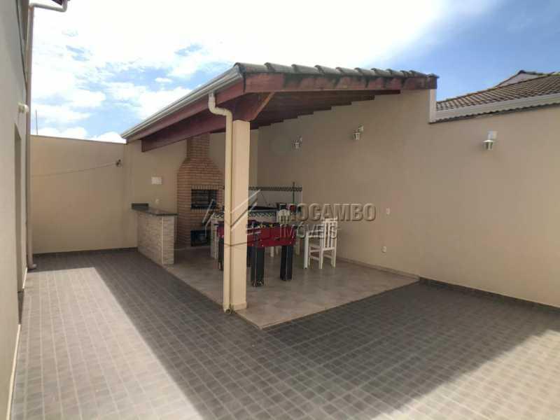 Quintal - Casa 3 quartos à venda Itatiba,SP - R$ 776.500 - FCCA31302 - 20