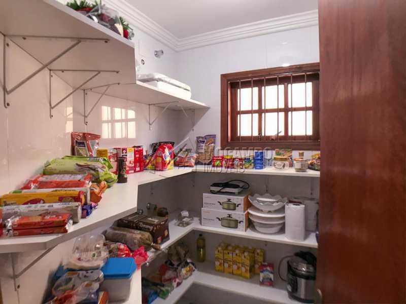 Despensa - Casa 3 quartos à venda Itatiba,SP - R$ 776.500 - FCCA31302 - 8