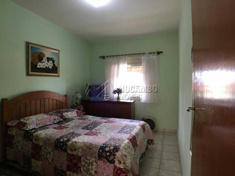 Dormitório - Casa 2 quartos à venda Itatiba,SP - R$ 300.000 - FCCA21298 - 6