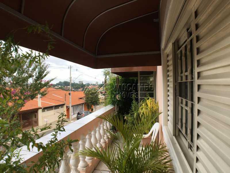 Varanda - Casa 2 quartos à venda Itatiba,SP - R$ 300.000 - FCCA21298 - 4