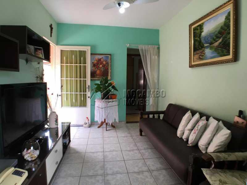 Sala - Casa 2 quartos à venda Itatiba,SP - R$ 300.000 - FCCA21298 - 3
