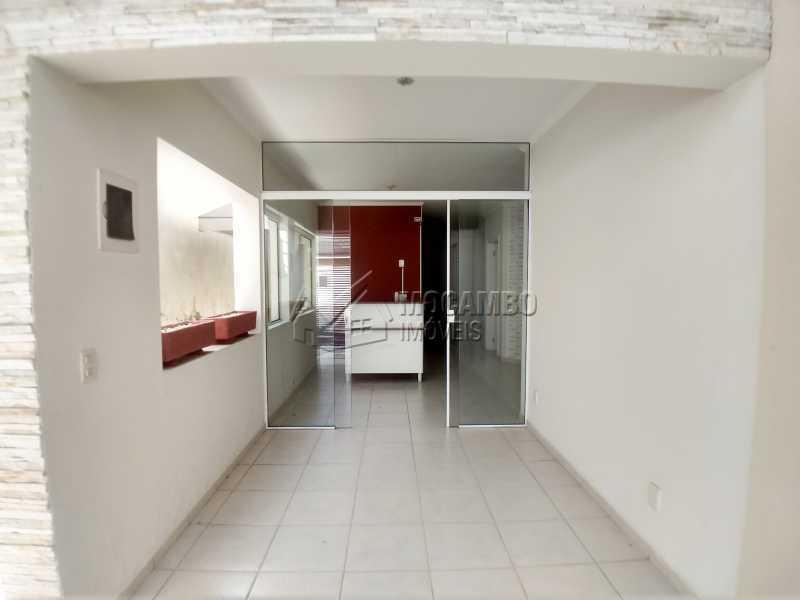 Fachada - Casa Comercial Itatiba, Jardim Tereza, SP Para Alugar, 100m² - FCCC00016 - 1