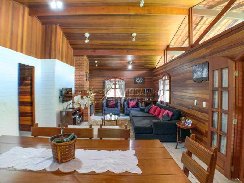 Sala - Casa em Condomínio 3 quartos à venda Itatiba,SP - R$ 1.100.000 - FCCN30439 - 6